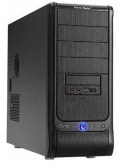Pota na hry: AMD FX-8320 8-Core Black Edition 3,5 GHz / 8 GB / 1000GB / Radeon R7 265 OC, 2GB GDDR5